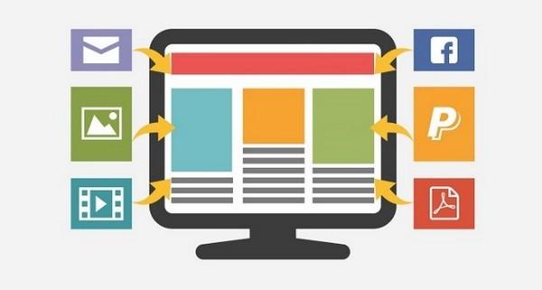 internetinio puslapio kurimas