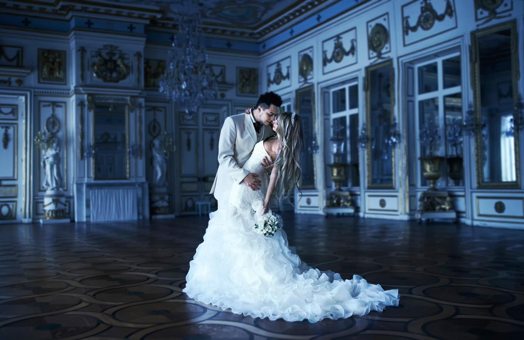 Graziausias vestuviu sokis