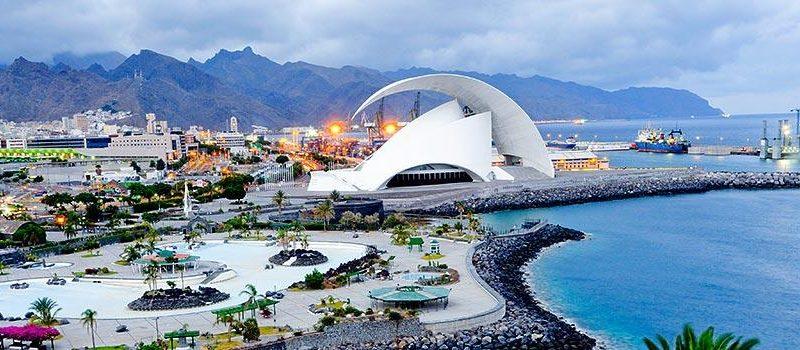 Skrydziai i Tenerife
