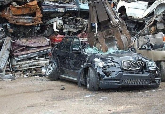 Automobiliu utilizavimas
