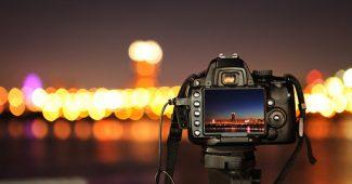 Fotoaparatu priedu parduotuve