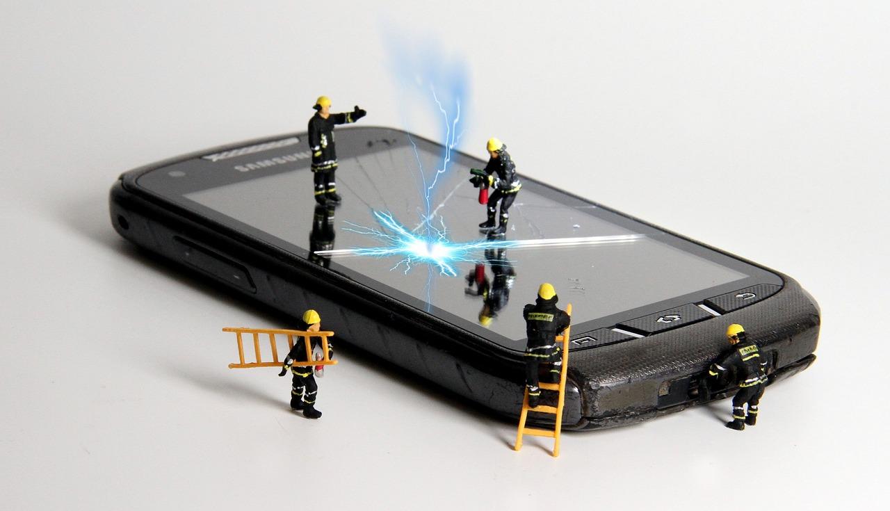 Telefonu remontas
